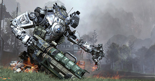 Titanfall update gets cooperative, adds ranked play