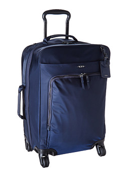 Durable Tumi Voyageur Super Leger International Carry-on Roller bag