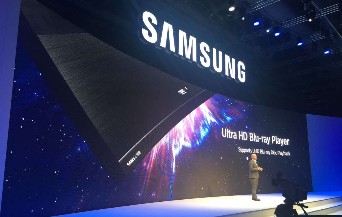 Samsung jumps into Ultra HD Blu-ray, as Fox provides the movies