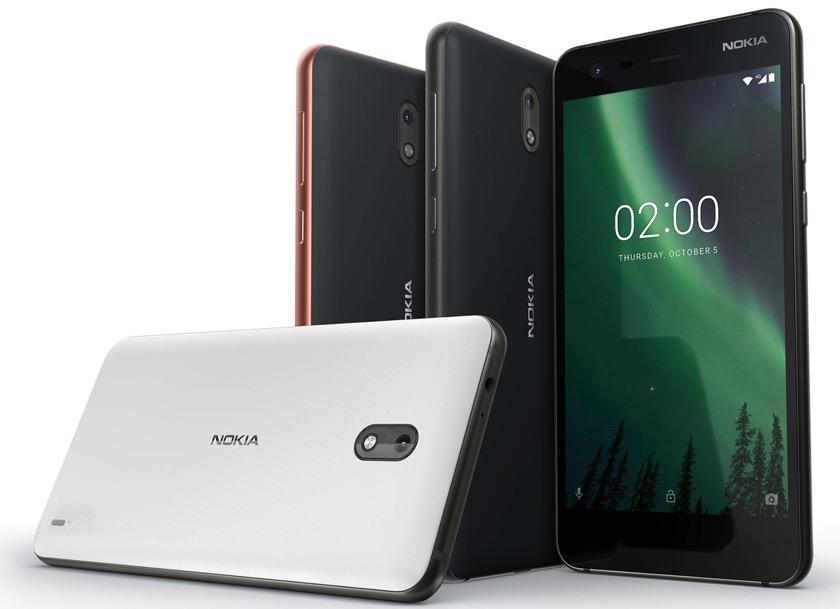 Nokia 2 kommt Anfang 2018, wird aber hierzulande teurer