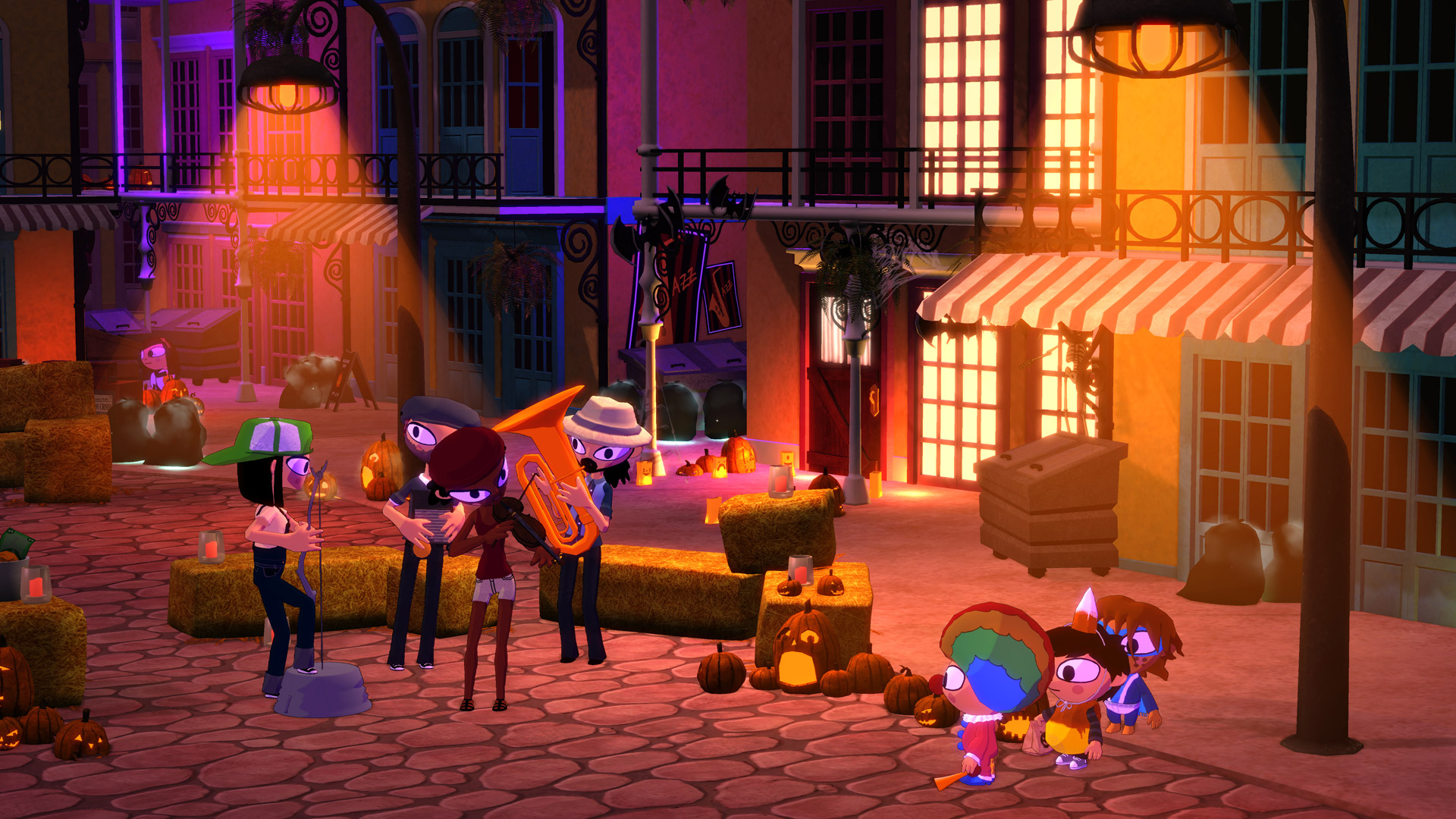 Get ready for Halloween with the Costume Quest 2 trailer!