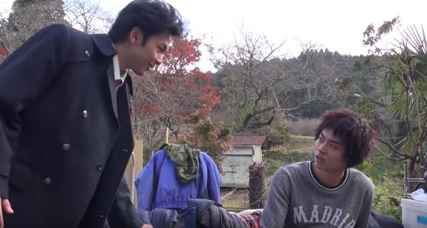 「めっちゃしんどかった・・・」 中村倫也と菅田将暉のガチすぎる喧嘩シーンの舞台裏動画が公開
