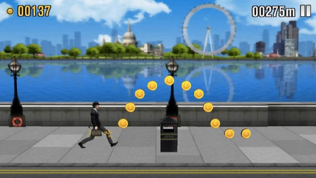 ministry of silly walks app