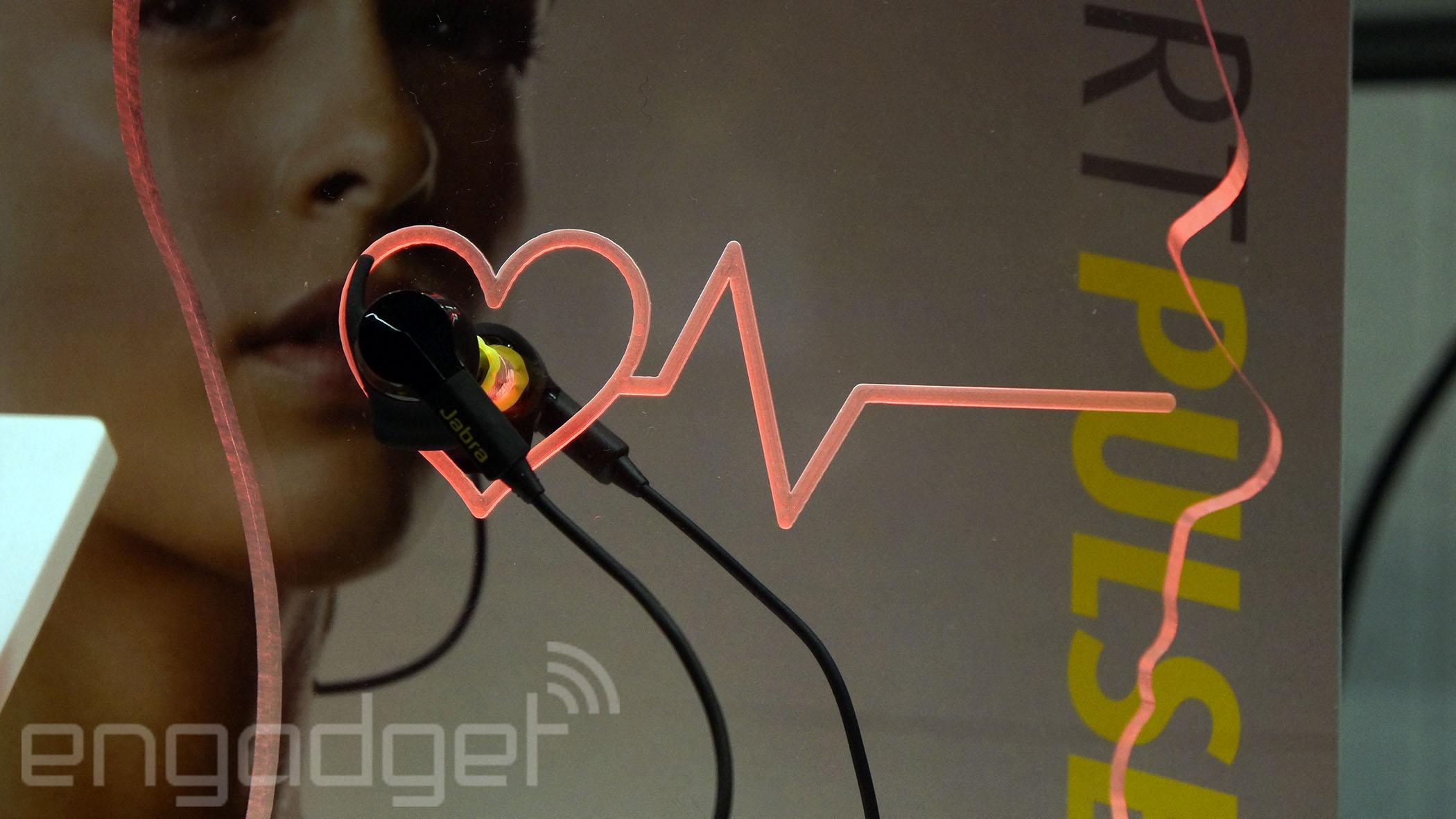 Un vistazo a los Jabra Sport Pulse, los auriculares que miden tus pulsaciones