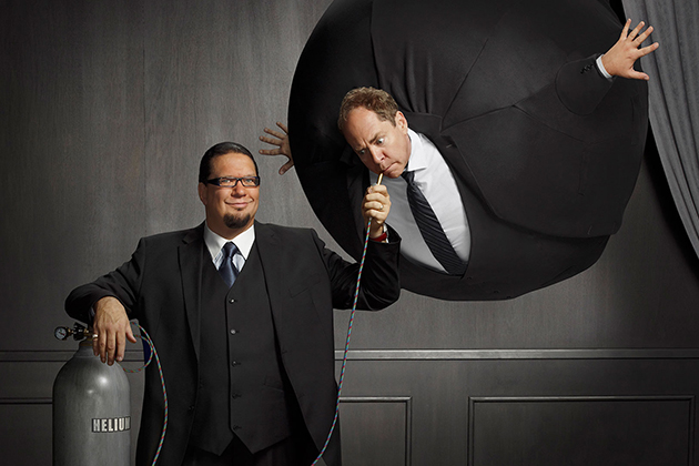 Penn & Teller explain the magical power of an iPhone