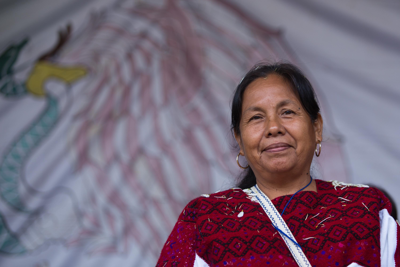 Acusan al INE de México por discriminación en campaña de Marichuy