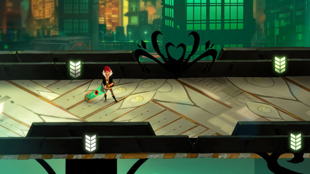 Supergiant Games' 'Transistor'