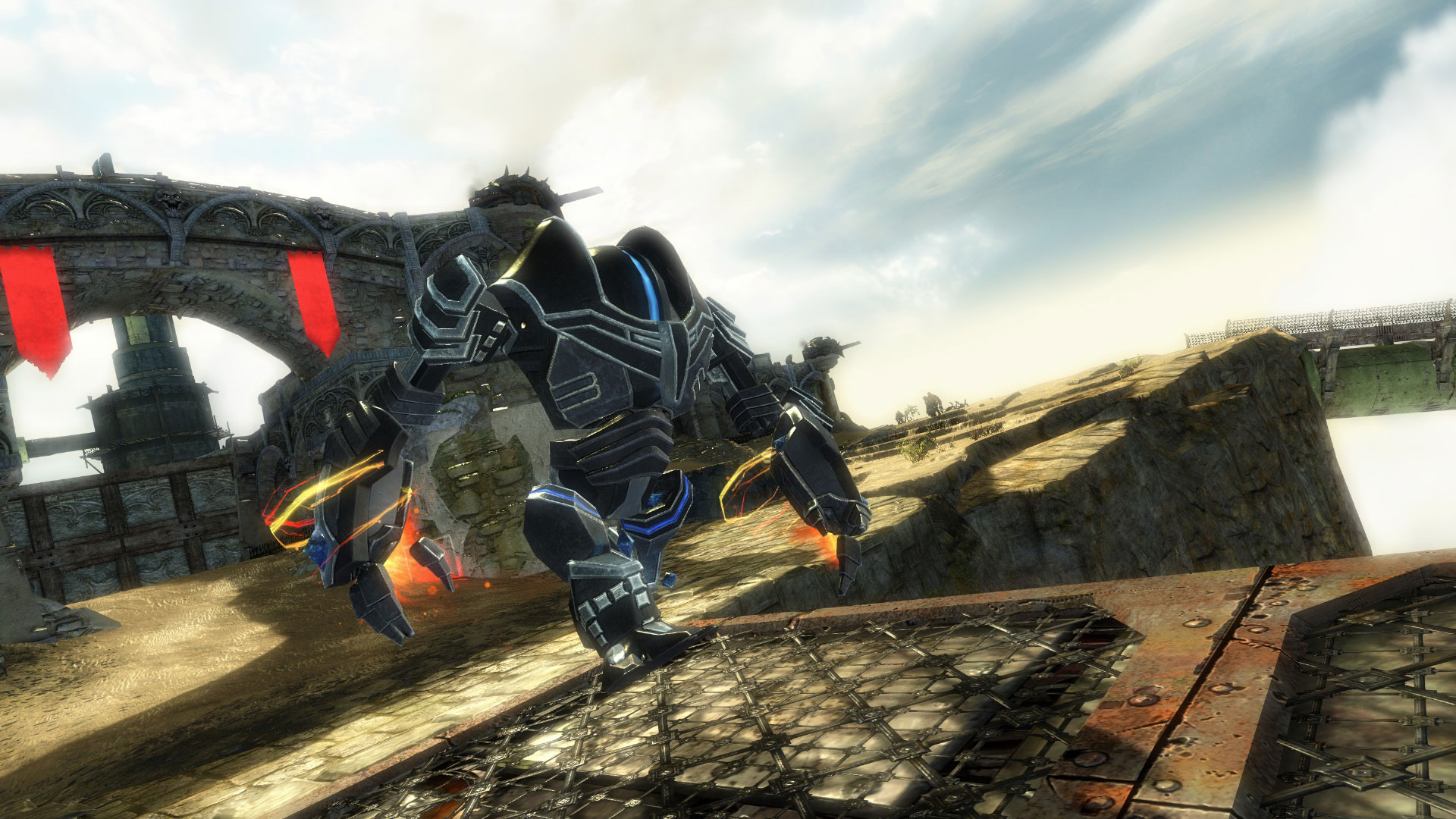 Guild Wars 2 plans siege additions for world-vs.-world PvP