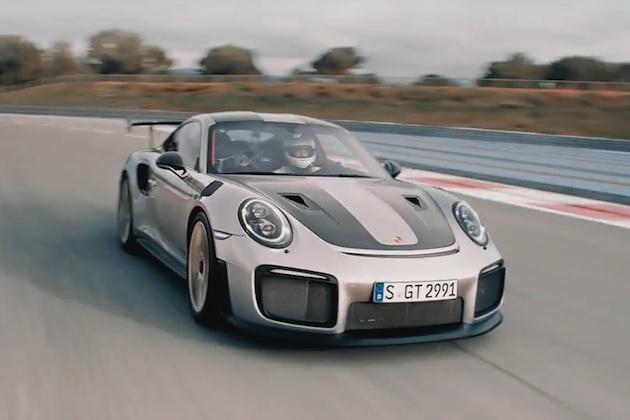 【ビデオ】700馬力で後輪駆動! ポルシェ、史上最強の「911」となる新型「911 GT2 RS」を発表