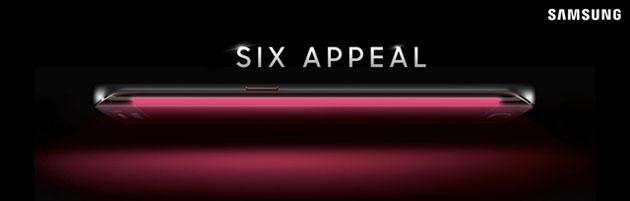 El Samsung Galaxy S6 ya se muestra hasta de perfil