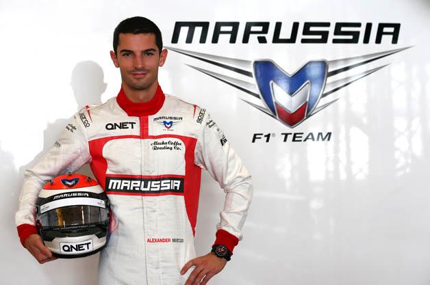 久々の米国人ドライバーが誕生! アレキサンダー・ロッシがマルシャF1チームと契約
