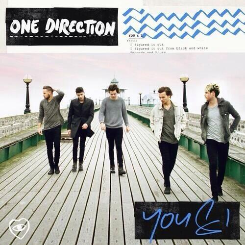 One Direction You and I single cover Big Payno remix