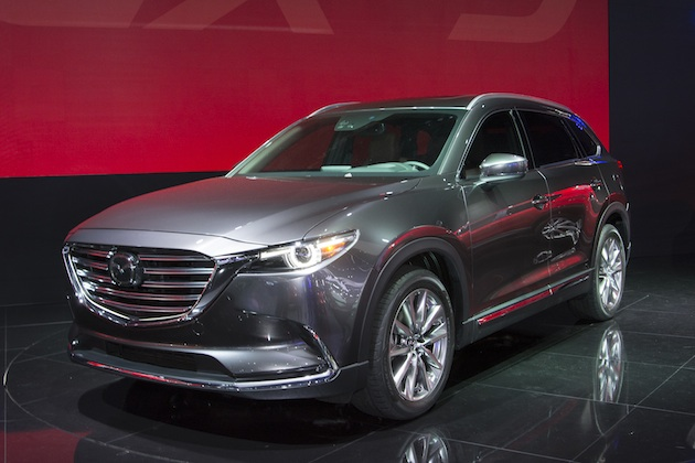 マツダ、米国でこの春に発売する新型「CX-9」の価格と仕様を発表