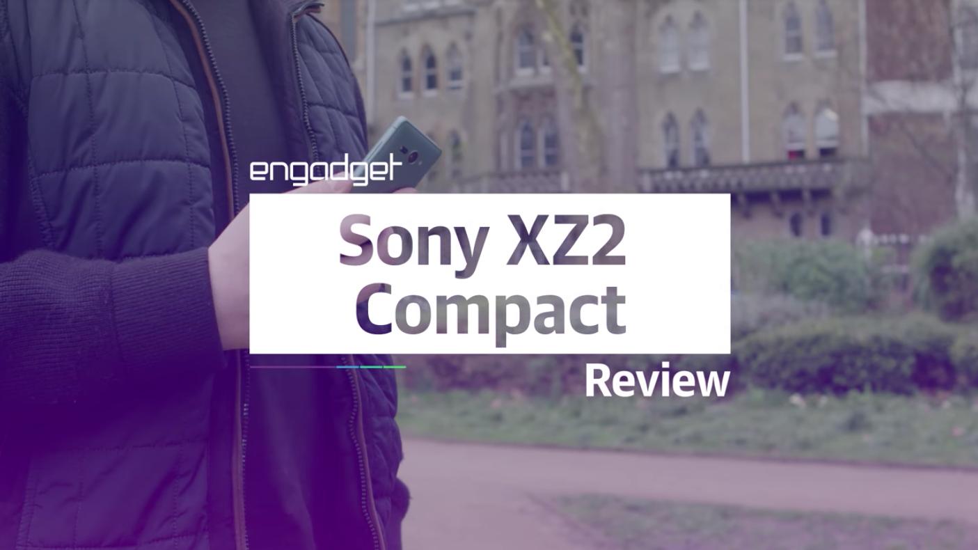 Ausprobiert: Sony Xperia XZ2 Compact