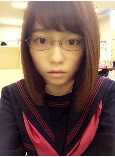 AKB48・島崎遥香の可愛すぎるコスプレが「前田敦子に似てる」とネット上で話題に