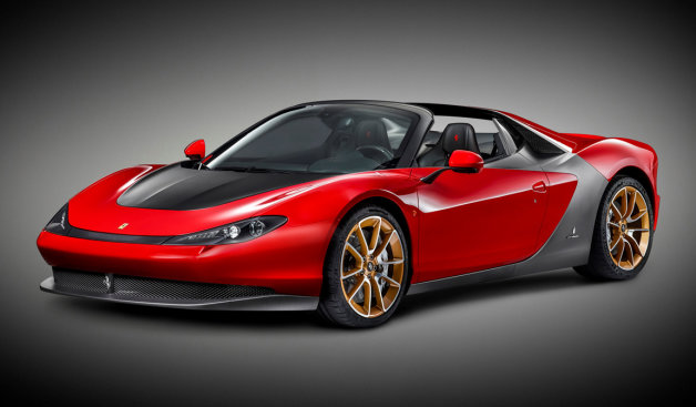 世界に6台のフェラーリ「セルジオ」。記念すべき1台目がオーナーの元へ