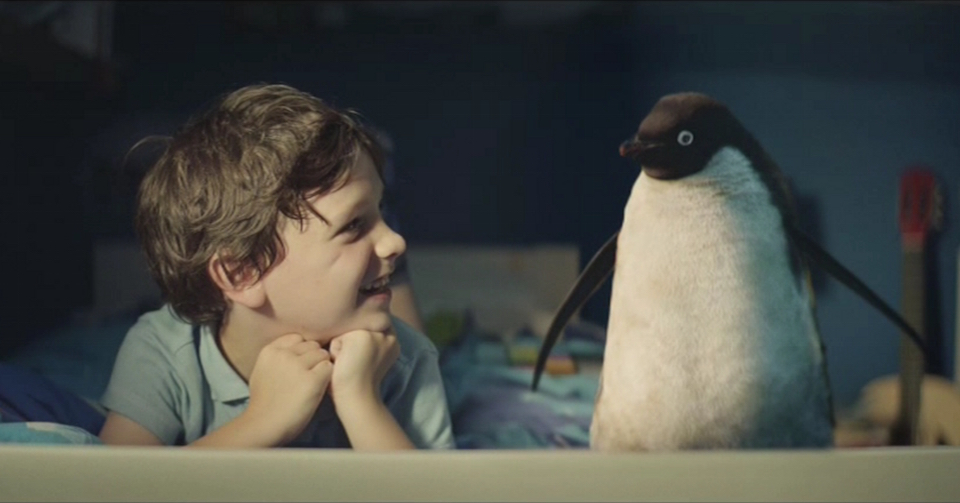 John Lewis brings Monty the penguin to life with help from Microsoft and Google
