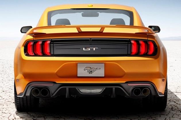 フォード、新型「マスタング」のエグゾースト・ノートをスマートフォン用着信音として公開!