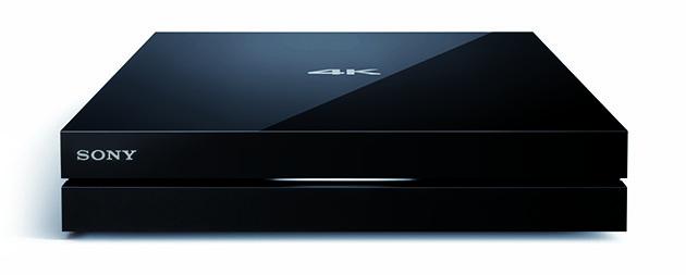 Sony presenta su reproductor 4K de 399 euros