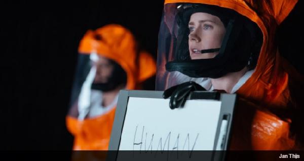SF映画『メッセージ』、米映画レヴューサイトで軒並み高評価!
