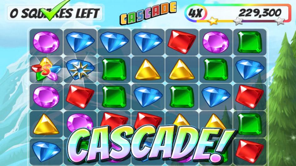 Win an apple ipad mini from big fish games and modojo for Cascade big fish game