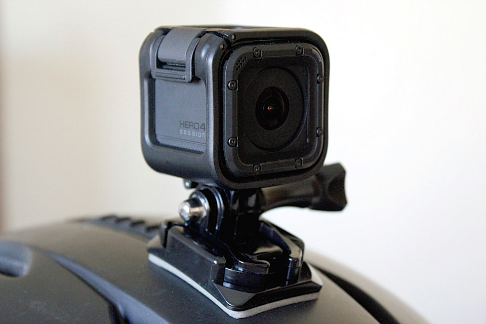 meet the gopro hero4 session a tiny camera with big shoes to fill. Black Bedroom Furniture Sets. Home Design Ideas