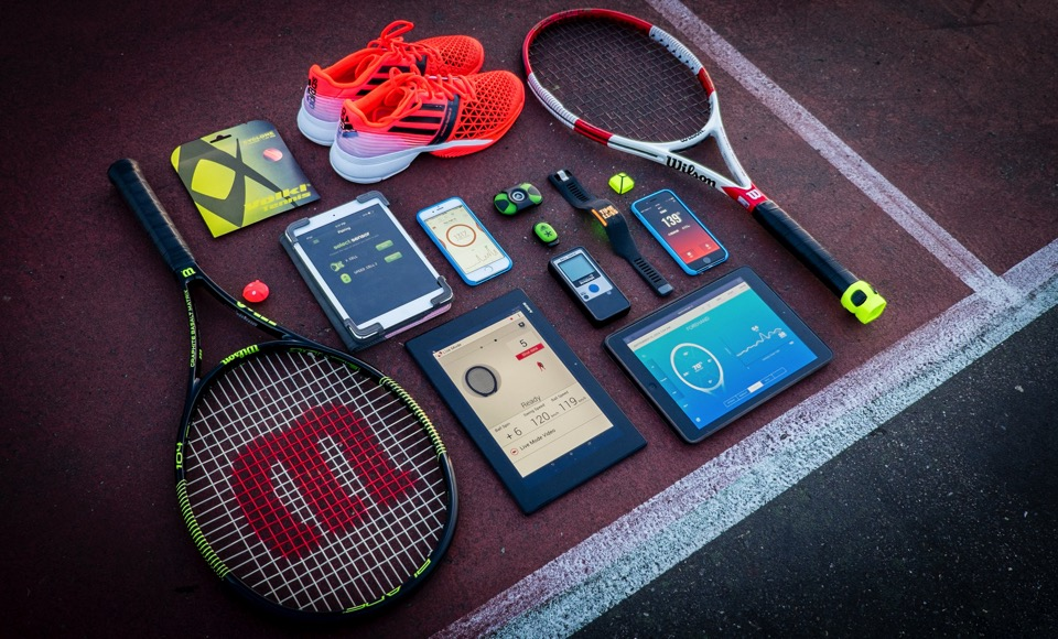 10 high-tech gadgets that will improve your tennis game