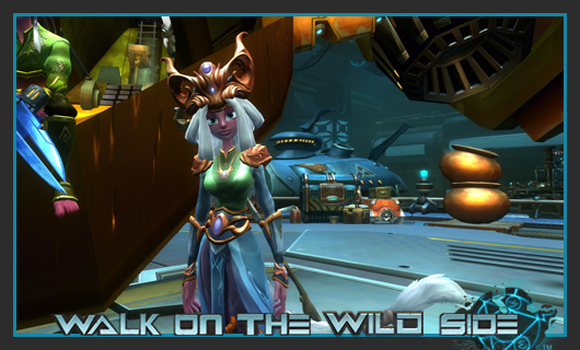 The Stream Team: Returning to your roots in WildStar
