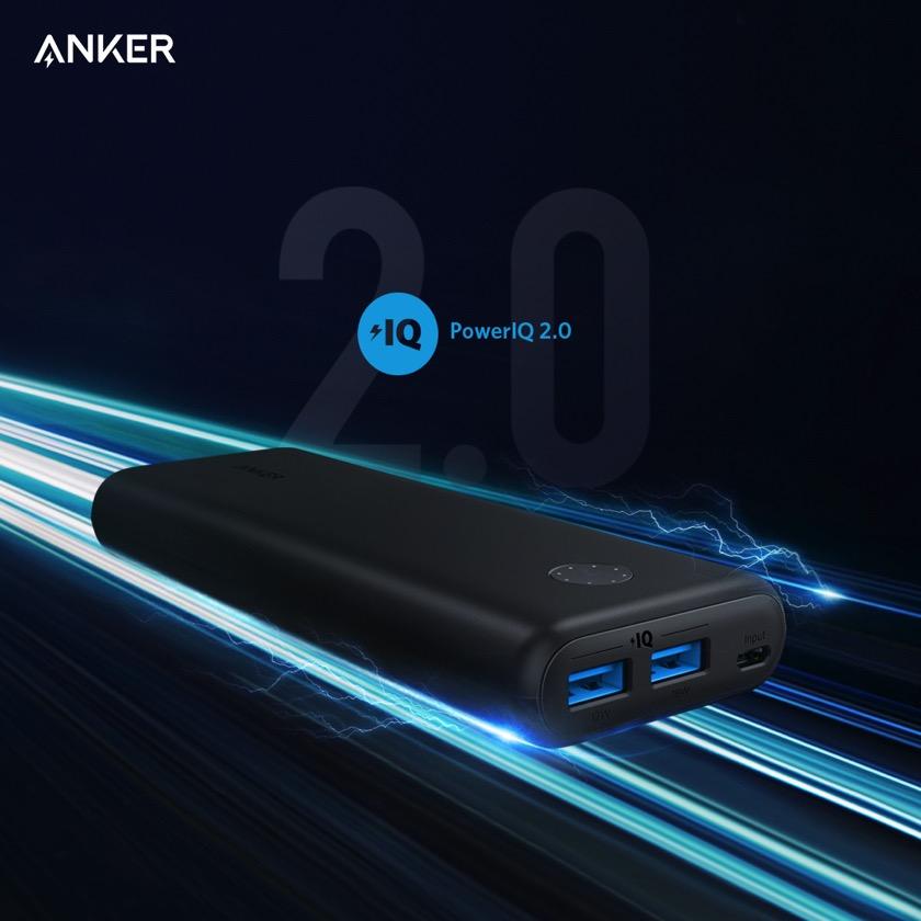 IFA 2017: Anker zeigt PowerIQ 2.0, neue Schnellladelösung für Gadgets