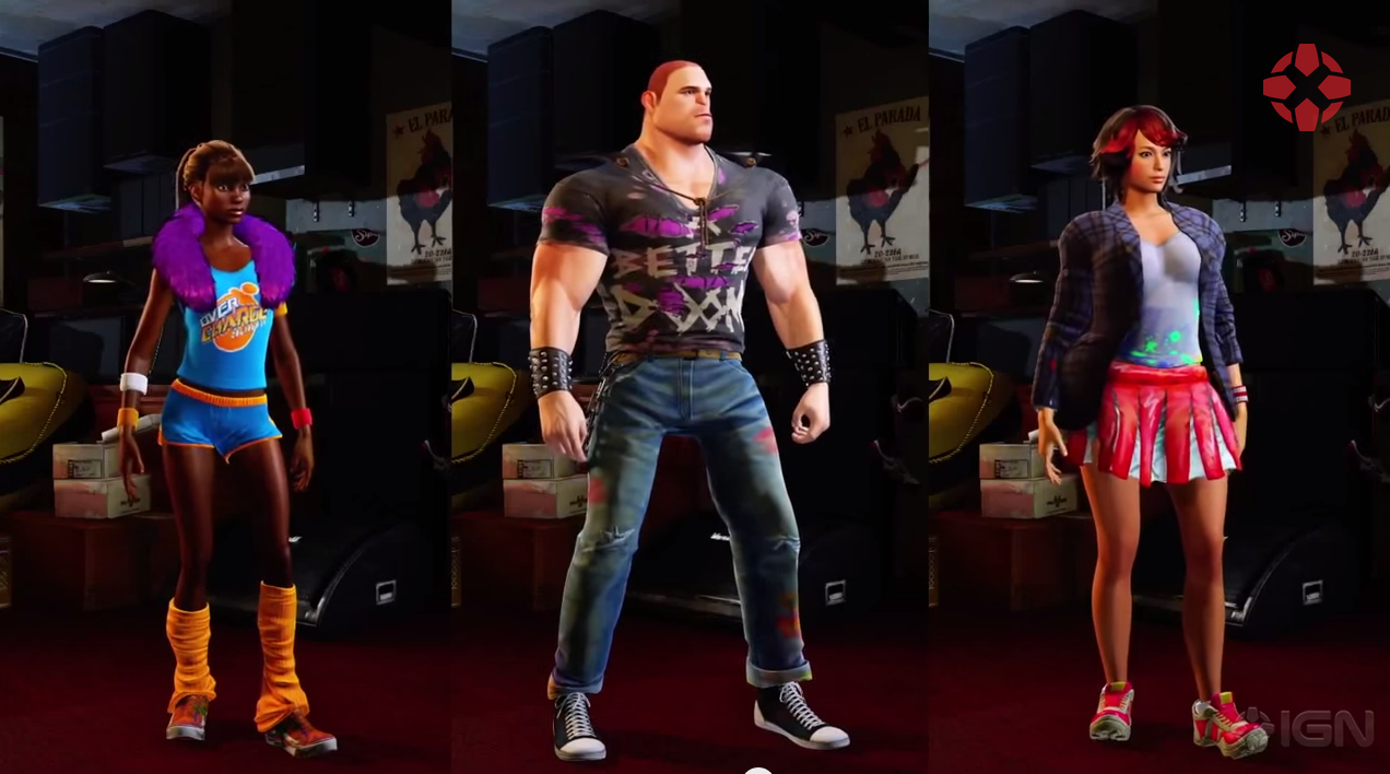 Sunset Overdrive Character Creation and Early Game