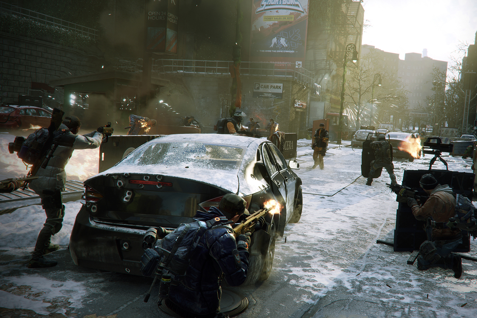 'The Division' upgrade raises the stakes for veteran players