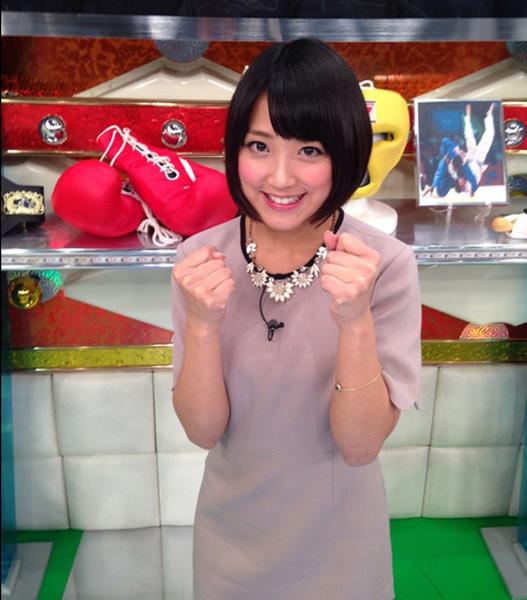 テレ朝・竹内由恵アナにアナドルファンが再び熱視線 「癒される」「可愛すぎる」