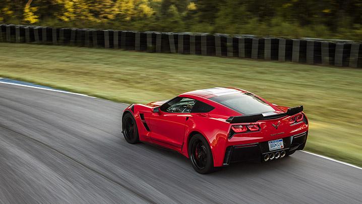 2017 Chevrolet Corvette Grand Sport First Drive Autoblog
