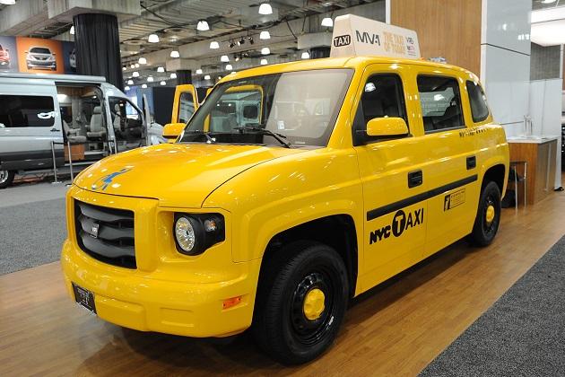 NYのタクシー・ドライバーは車いす仕様のタクシーを135万円で購入可能に!