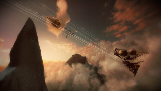 I love Guns of Icarus and you should too