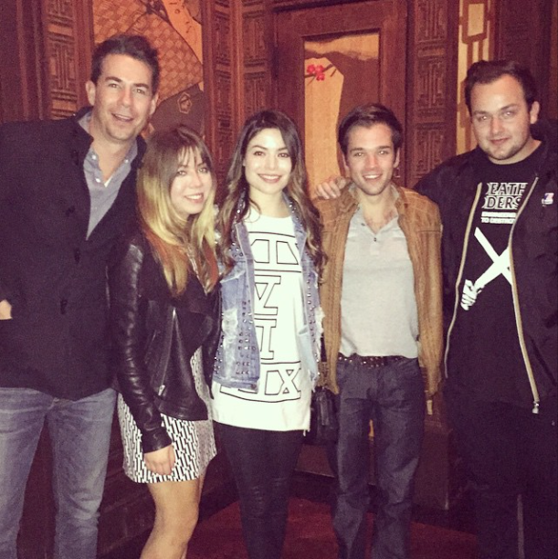 nathan kress then and now 2015. icarly reunion! see the epic pic of icarly\u0027s cast, together again | cambio nathan kress then and now 2015