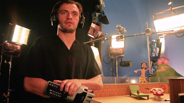 Nintendo's Power Glove now doubles as a stop-motion video controller