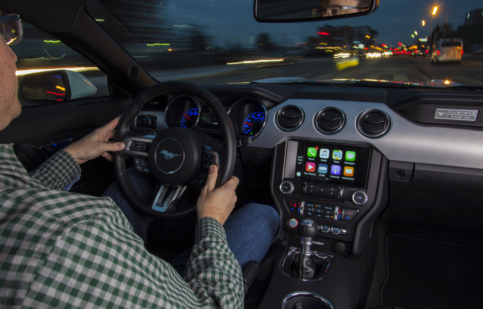 photo image Ford adds Android Auto and CarPlay to its 2016 vehicles