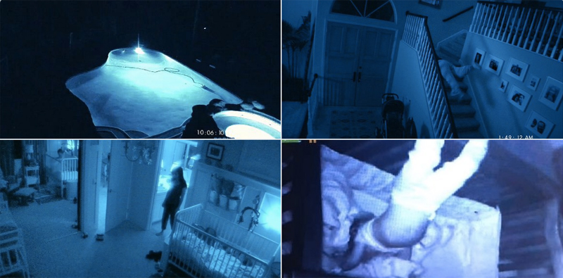 三転倒立に徘徊・・・監視カメラが捉えた子どもの驚愕の寝相とは?