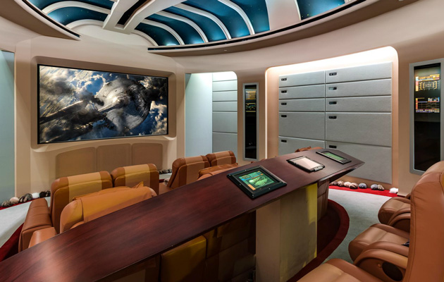 Boca Raton's most expensive home has Star Trek and Call of Duty-themed rooms
