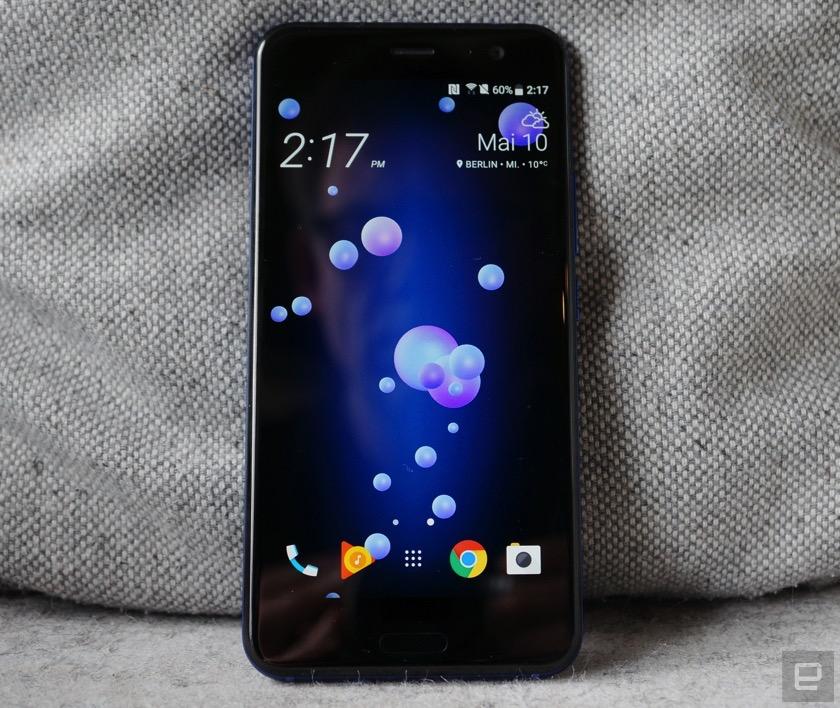 HTC U11: Update auf Android Oreo startet in Deutschland