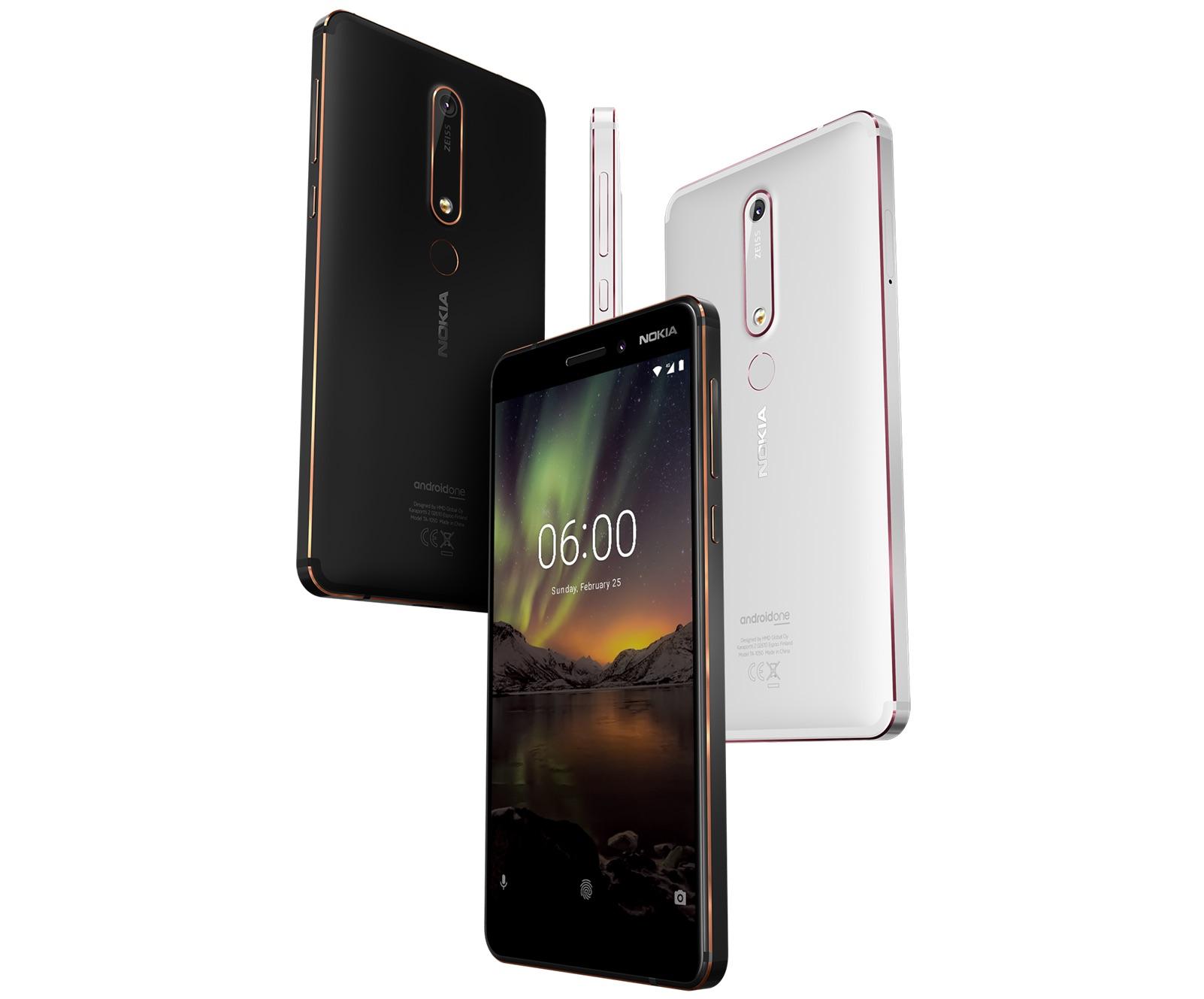 Ya puedes comprar el nuevo Nokia 6 con Android One