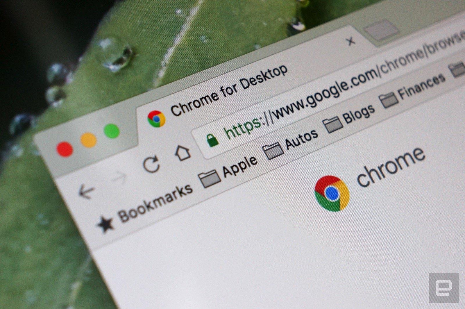 Chrome 57 deja 'suspendidas' las pestañas en segundo plano para ahorrarte energía