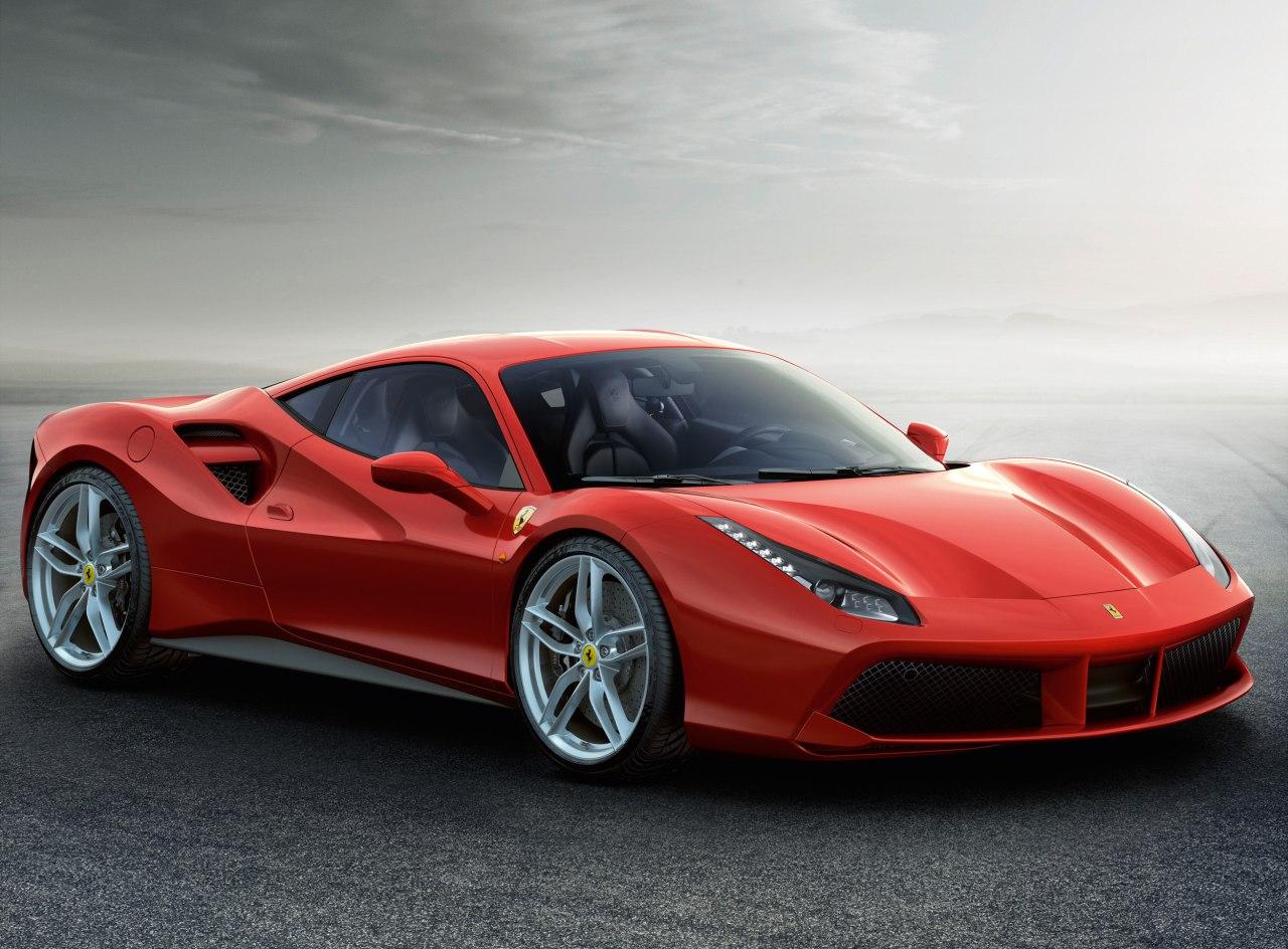 Premiere in genf: Ferrari 488 GTB