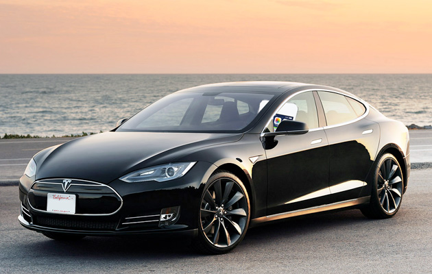 Man lists his Tesla Model S as an $85-a-night Airbnb room