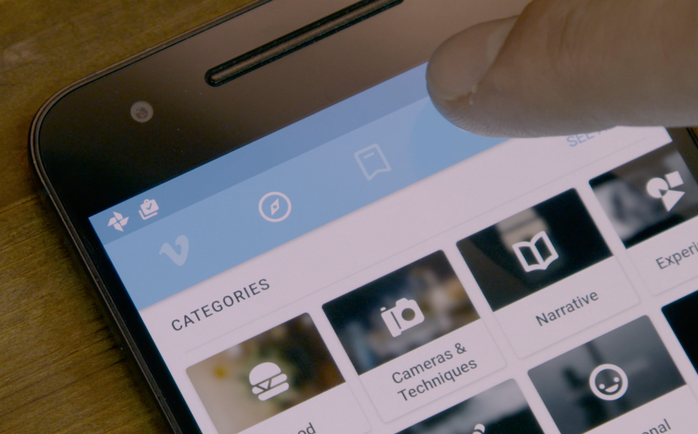 Vimeo adds Chromecast streaming to its Android app