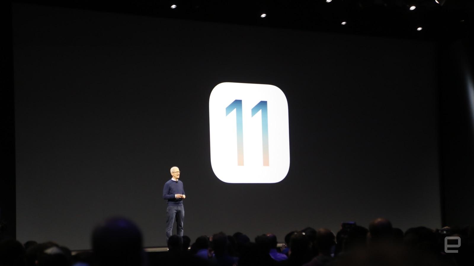 iOS 11 anunciado oficialmente: estas son sus novedades