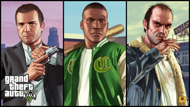 What's on your HDTV: 'GTA V', 'State of Affairs', 'Lilyhammer', F1