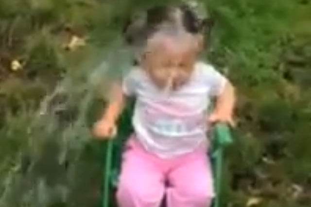Swearing Ice Bucket Challenge toddler: Family speak about THAT video