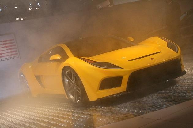 サリーンが開発したスーパーカー「S7」や「S5Sラプター」の知的財産を手に入れるチャンス!